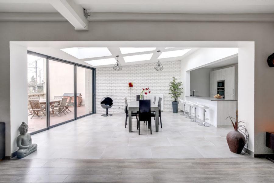 Rénovation de maison en région parisienne