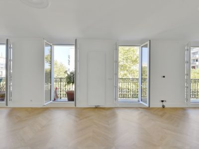 Appartement familial parisien avenue Bosquet