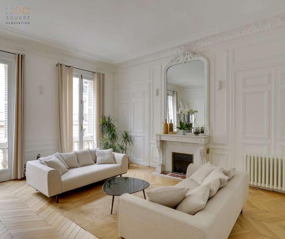 Rénovation à Paris et en petite couronne