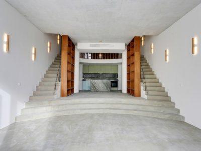 Rénovation d'une maison d'exception by Philippe Starck