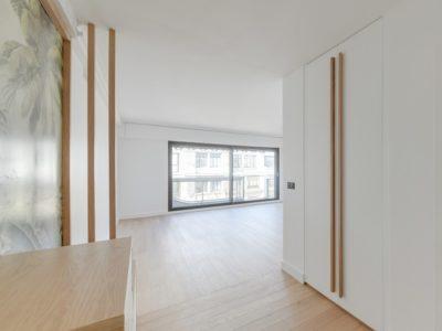 Appartement contemporain Paris 15